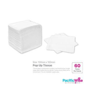 POP UP Tissue 2ply (150'S/PKT)