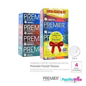Premier Facial Tissue