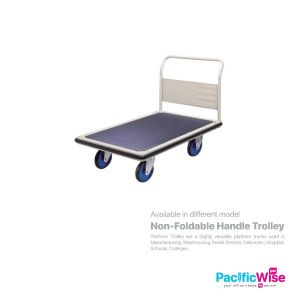 Prestar Non-Foldable Handle Trolley 400kg