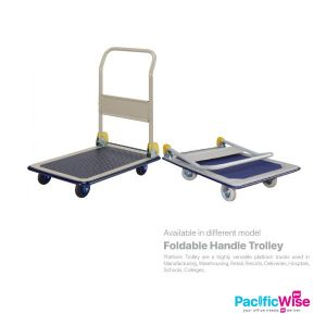 Prestar Foldable Handle Trolley