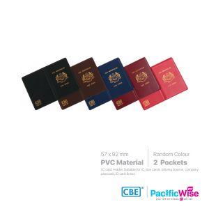 CBE/Multiple Card Holder for IC/License/Pemegang Kad Untuk IC/Lesen/Holder Filing