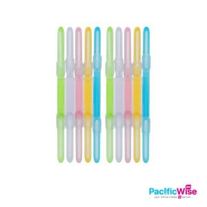 PVC Plastic Fastener (10'S)