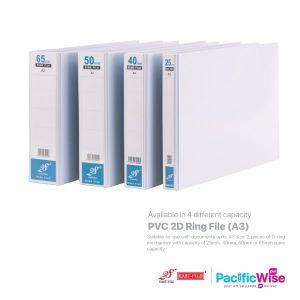 East File 2D Ring File PVC (A3)