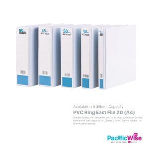 East File 2D Ring File PVC
