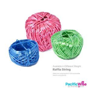 Raffia String/Tali Rafia/Plastic Raffia String/Plastic & Packaging