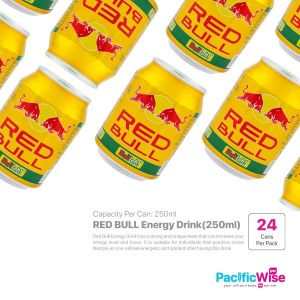 RED BULL Energy Drink (250ml x 24can)