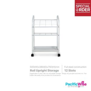 Roll Upright Storage-12 slots