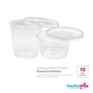 Round Container (10set)
