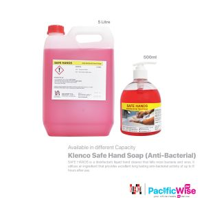 Klenco Safe Hand Soap (Anti-Bacterial)