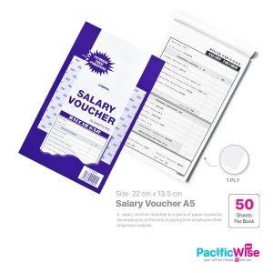 Salary Voucher (A5)