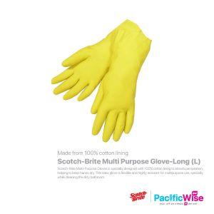 Scotch-Brite Multi Purpose Glove-Long (L)