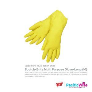 Scotch-Brite Multi Purpose Glove-Long (M)