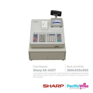 Sharp Cash Register (XE-A207)