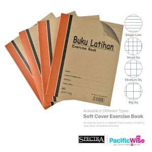Soft Cover Exercise Book