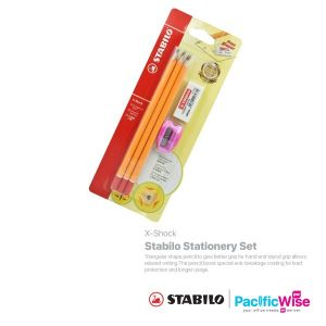 Stabilo Stationery Set (X-Shock)