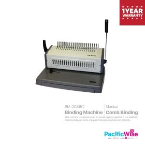 TIMI Binding Machine BM-2088C (Comb Binding)