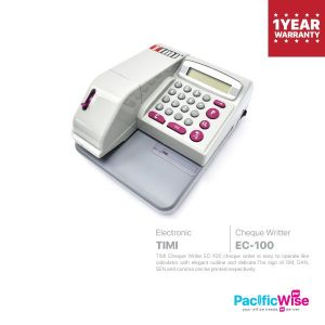 TIMI Electronic Cheque Writer (EC-100)