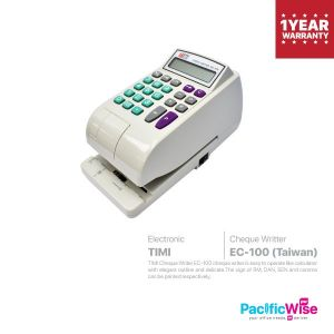 TIMI Electronic Cheque Writer (EC-110)