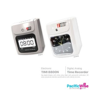 TIMI Electronic Time Recorder (8800N)