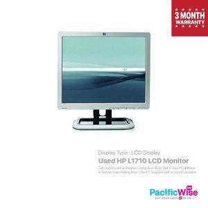 Used HP L1710 LCD Monitor