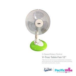 V-Trac Table Fan (12'')