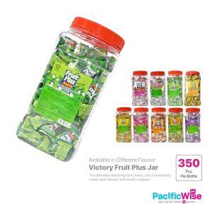 Victory Fruit Plus Jar (350pcs)