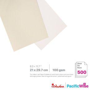 Wales/Laid Paper/Kertas Letak 100gsm/Material Paper/A4/500'S