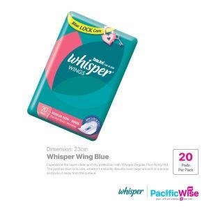 Whisper Wing Blue (23cm)