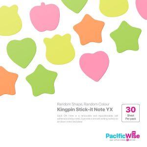 Kingpin Sticky Note YX30 (6'S)