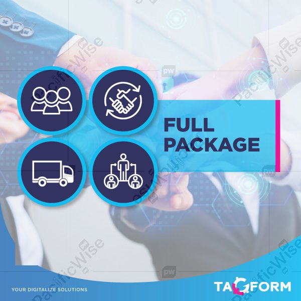 Tagform Full Package - OPS, SRM, DMS, CRM System