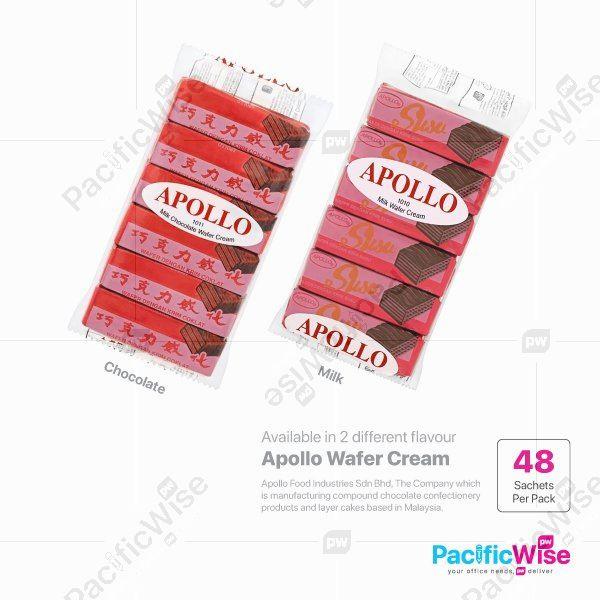 Apollo Wafer Cream