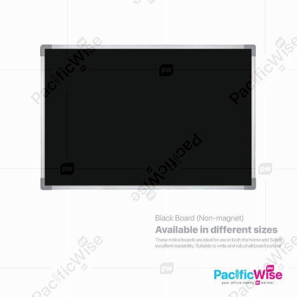 Black Board (Non-Magnet)