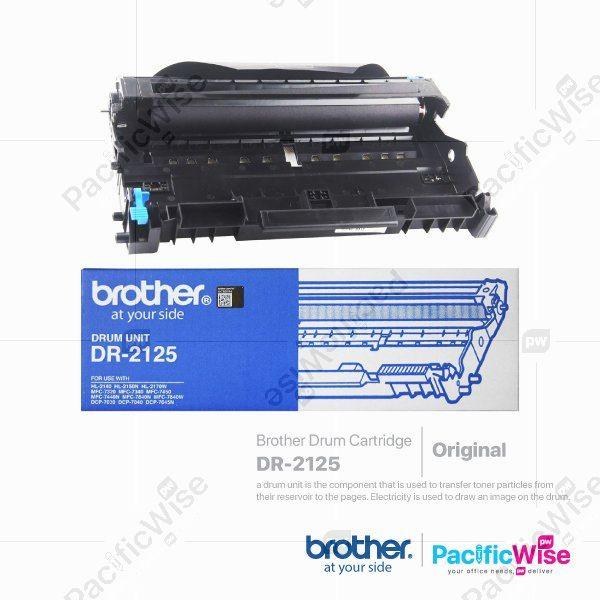 Brother Drum Cartridge DR-2125 (Original)
