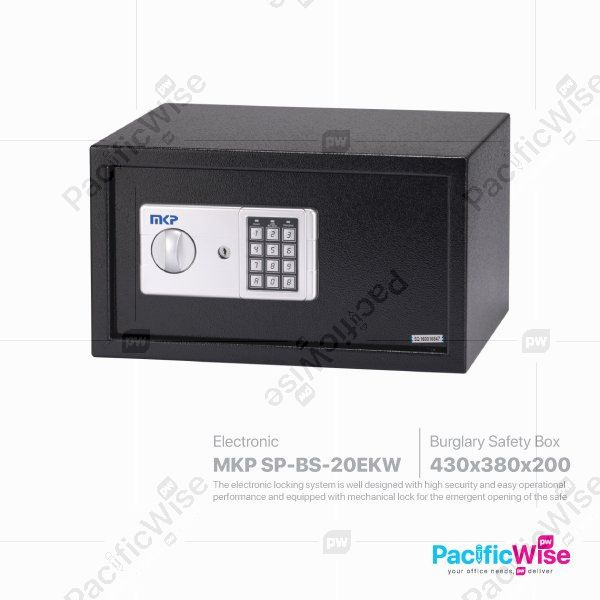 Burglary Safety Box (SP-BS-20EKW)