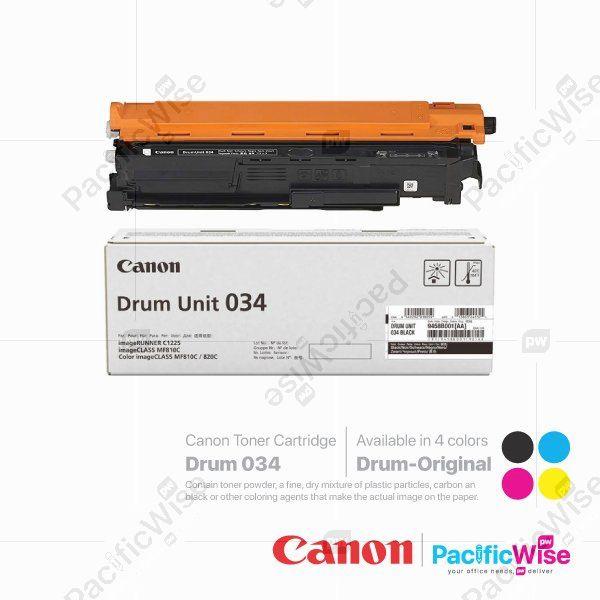 Canon Drum Unit 034 (Original)