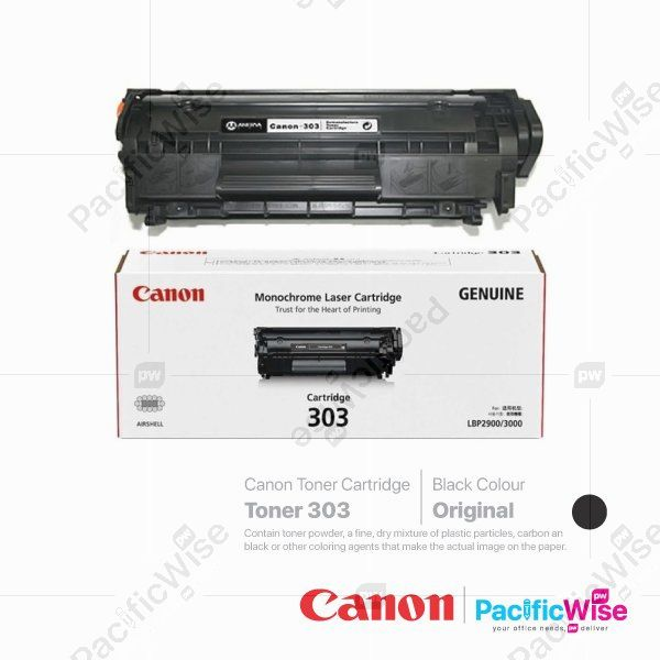 Canon Toner Cartridge 303 (Original)