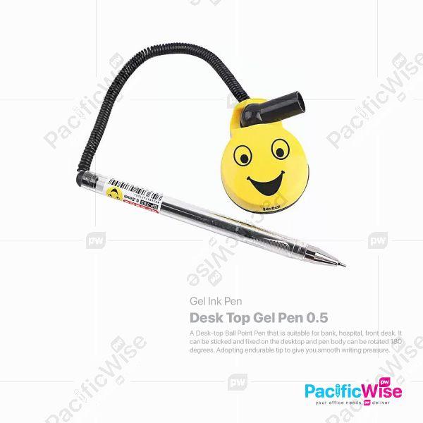 Desk-Top Gel Pen 0.5mm