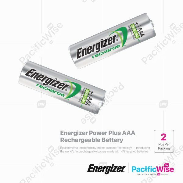 Energizer Rechargeable Battery AAA