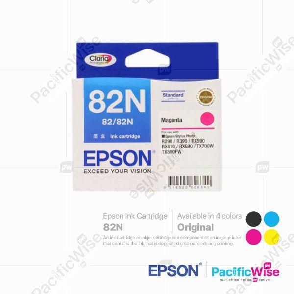 Epson Ink Cartridge 82N (Original)