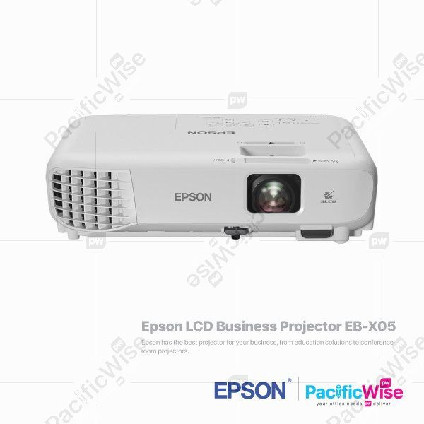Epson LCD Business Projector EB-X05