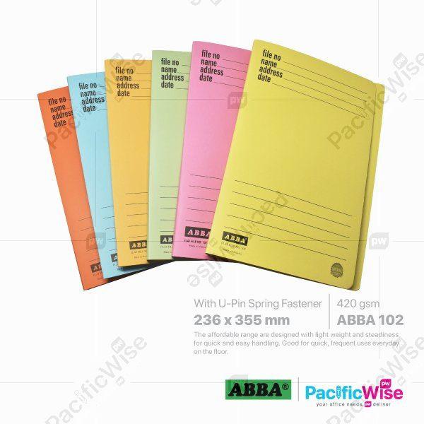 Flat File 102 Spring (ABBA)