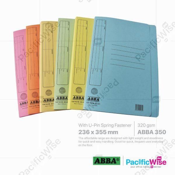 Flat File 350 Spring (ABBA)