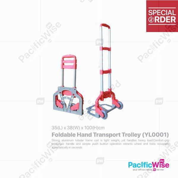 Foldable Hand Transport Trolley (YL0001)