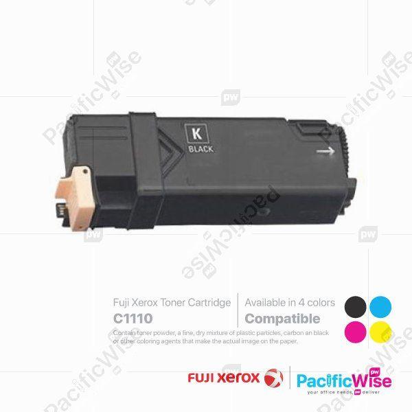 Fuji Xerox Toner Cartridge C1110 (Compatible)