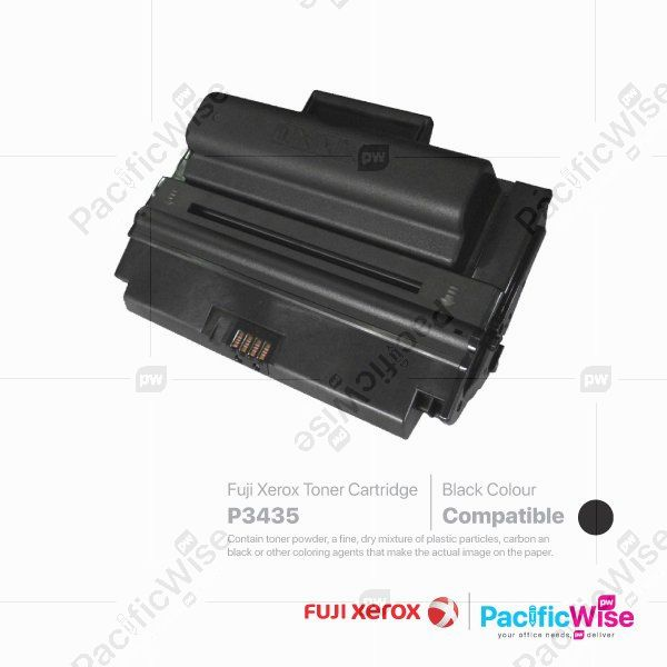 Fuji Xerox Toner Cartridge P3435 (Compatible)