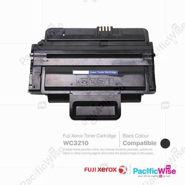 Fuji Xerox Toner Cartridge WC3210 (Compatible)