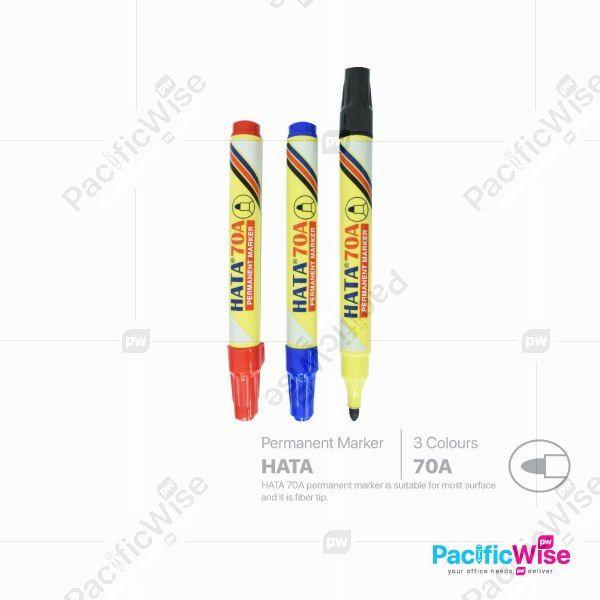 Hata Permanent Marker 70A