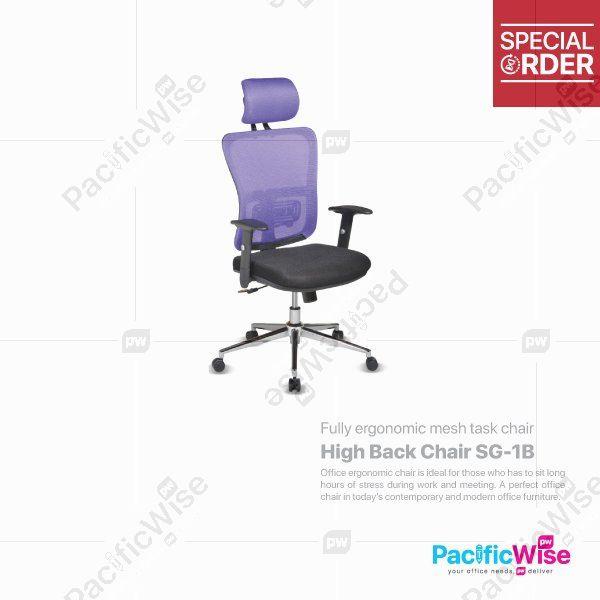 High Back Chair SG-1B