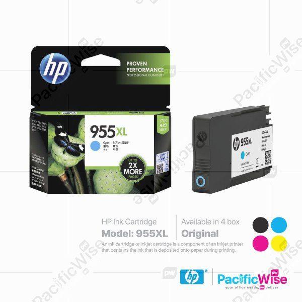 HP High Yield Ink Cartridge 955XL (Original)
