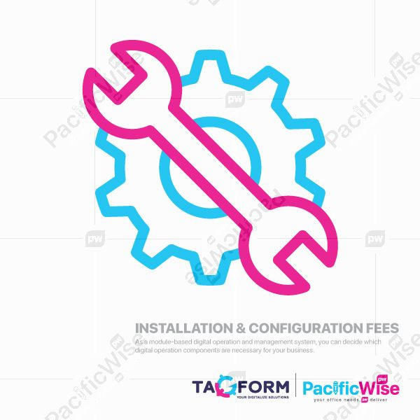 Tagform Full Package - Installation & Configuration Fees